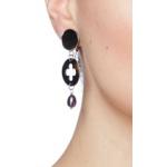 Boucles d'oreilles Clip Trèfle