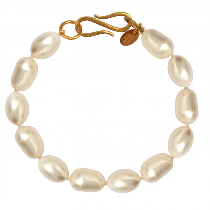 Bracelet prestige perles de culture exceptionnelles