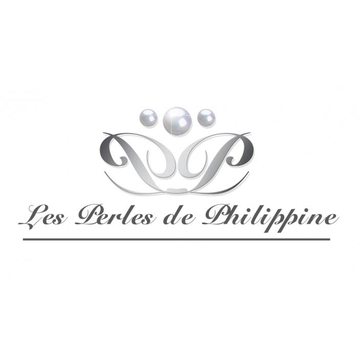 Sautoir perles scintillantes argentées et perle de culture blanche