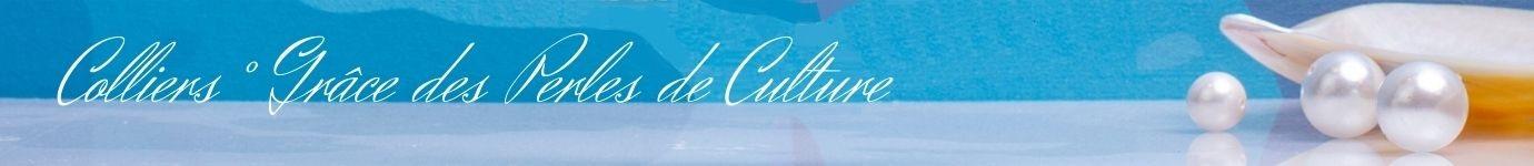 Colliers Femme Perles de Culture