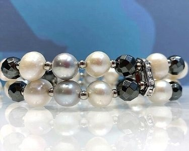 Perles de Philippine collection Prestige perle nacre