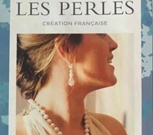 Perles de Philippine dans Marie-Claire magazine