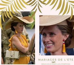 Perles de Philippine vous accompagne lors de vos mariages de l'été