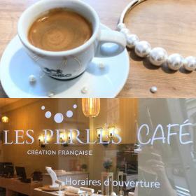 LES PERLES Café Concept est ouvert !