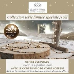 Collection série limitée spéciale Noël