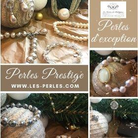 Offrez des Perles d'exception à Noël