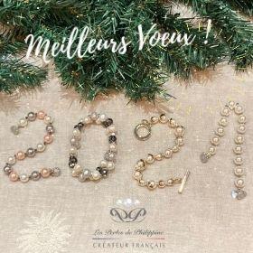 Recevez nos voeux les Perles