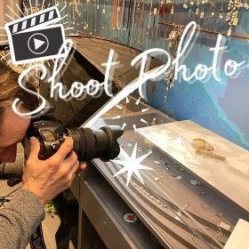 Les Coulisses du shoot photo Perles de Philippine